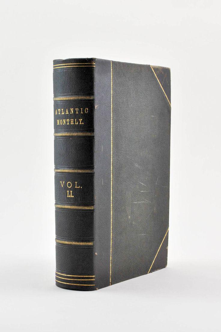 Atlantic Monthly Magazine Jan-Jun 1883