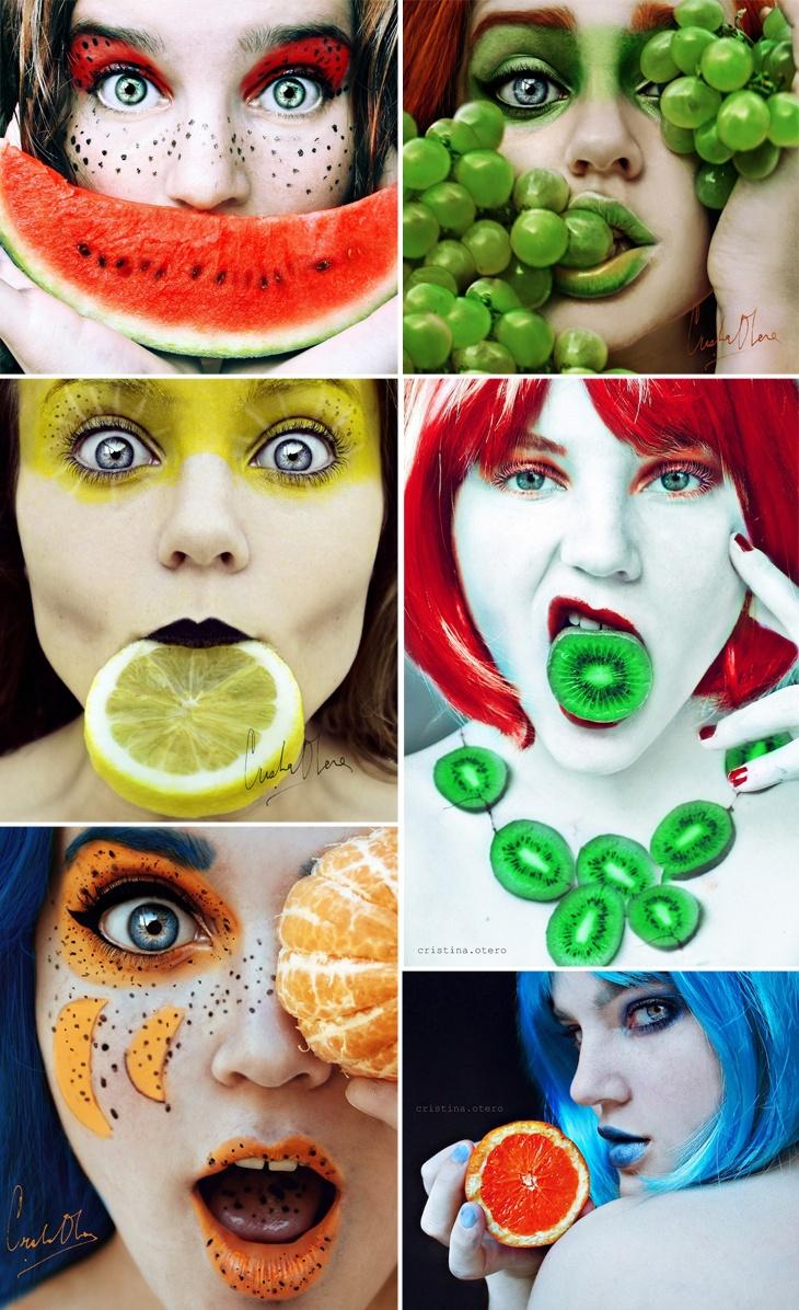 Make Up Fruit