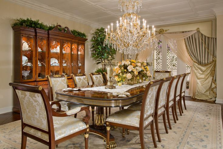 Awesome Modern Formal Dining Room Furniture Contemporary