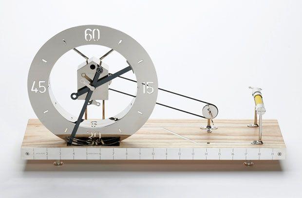 Clock for an Architect - Daniel Weil