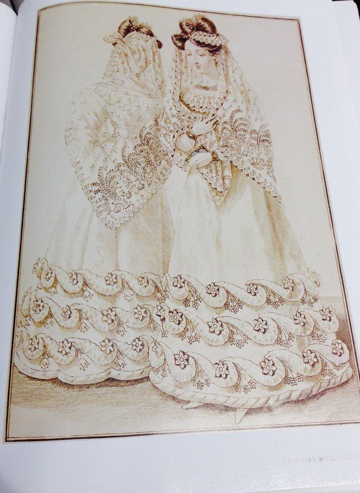 Brytyjska moda ślubna sprzed wieków! Wpis na blogu http://jakzorganizowacwesele.com/blog/