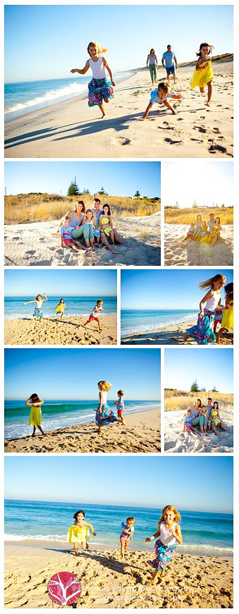 Summer Loving Family Photography - Carrie Young Photography  #family #photography #beach #fun #summer #colourful #happy #kids #children #ocean #colour #colourful #perth #western #australia #geraldton #carrieyoung #carrieyoungphotography #thecarrieexperience #running #play #natural #laughter #laugh