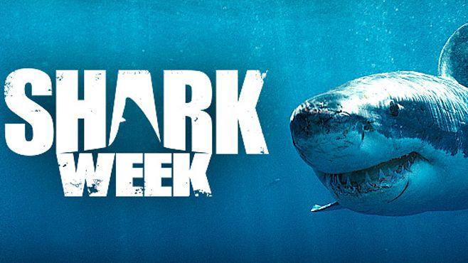What If Science Fiction & Fantasy Novels Had A Shark Week?