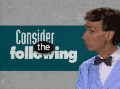 All 100 episodes of Bill Nye the Science Guy.