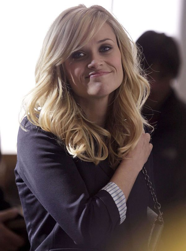 Reese Witherspoon : On the set of This Means War In ...