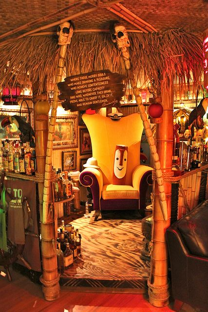 1252 Best Backyard Tiki Bar Images On Pinterest Cool