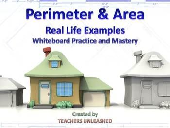 $  By Teachers Unleashed.  Teach students to calculate perimeter and area with this 22 slide PowerPoint lesson. You will reach a whole new level of understanding! Stud...