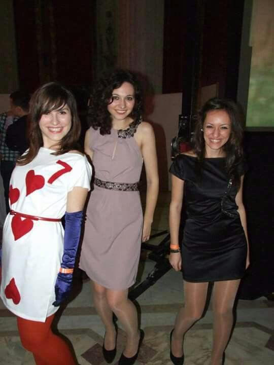 Thre dresses made with passion by Marchi Fashion