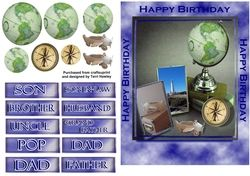 happy birthday special male on Craftsuprint - View Now!