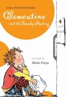BOOK SERIES:  Third-grader Clementine tries to adjust to the news that her perfect family of four is adding a new brother or sister.