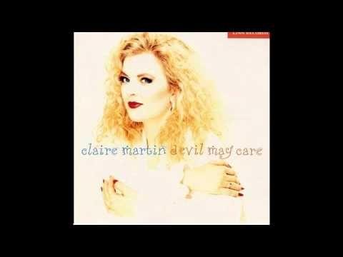 """Claire Martin """"Devil May Care"""" (1993)"""