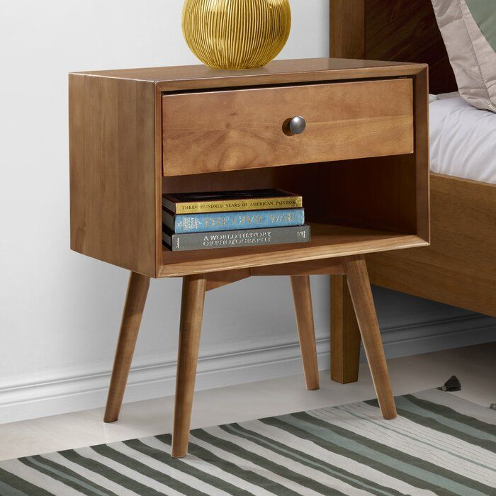 Good Things Really Do Come In Small Packages Nothing Could Illustrate This Better Than The Design Of Brown Nightstands Bedside Night Stands Rustic Nightstand