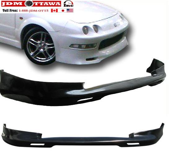 98 Acura Integra Type R For Sale: 94-97 Acura Integra Type T Front Bumper Lip Kit