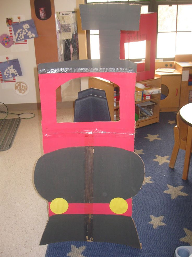 Dramatic Play Train Station Google Search Walker