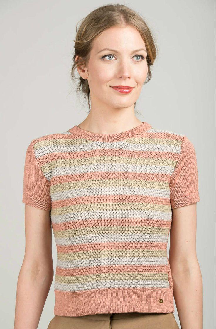 Very summery t-shirt.100% Italian Cotton. Nataliya Nada NYC