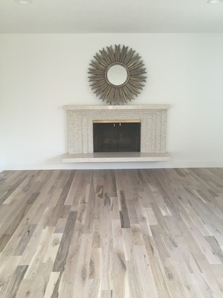 Whitewashed White Oak  |  Choosing Hardwood - withHEART