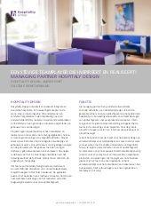 Vacature Managing Partner Hospitality Design