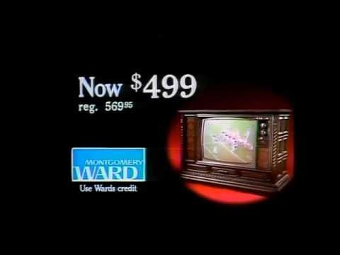 Stores No More: Commercials for Circuit City, Blockbuster, Record Bar, Montgomery Ward, etc... TV ads for stores that are dead or dying.