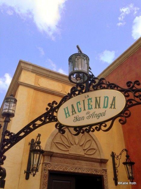 Dinner at La Hacienda de San Angel in Epcot Review! #Disney #DisneyFood #DisneyWorld