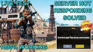 how to fix server not responding on pubg mobile lite fortnite mobile solve server problem in pubg - fortnite not responding