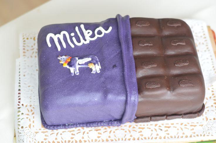 Milka chocolate