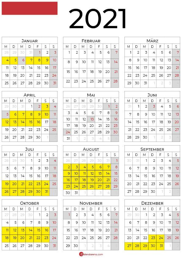 Www.Kalender2021.De