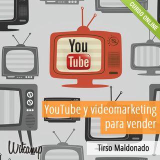 YouTube y videomarketing para vender (videocommerce)    $47.10