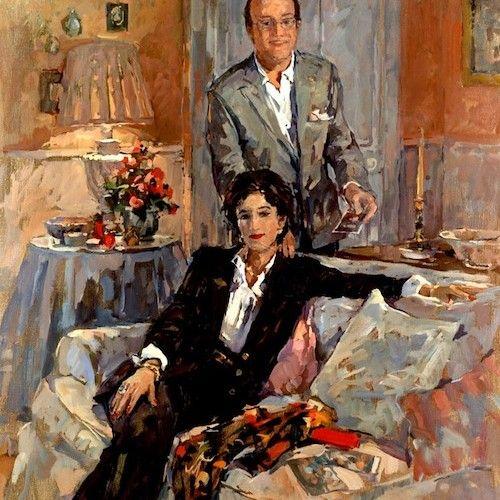 Susan Ryder 'Claude & John Walker'