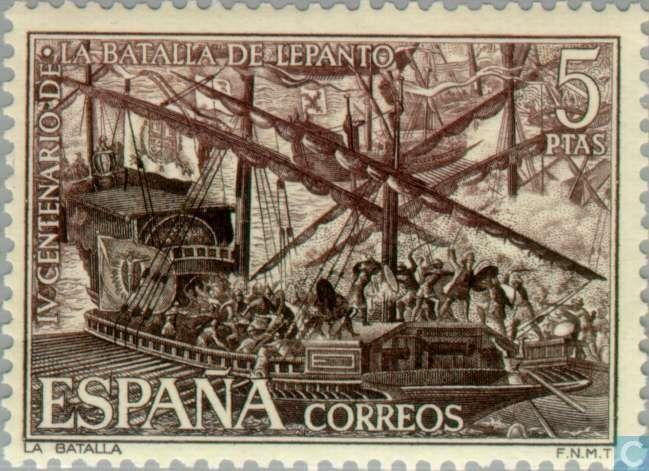 Spain [ESP] - Battle of Lepanto 1971