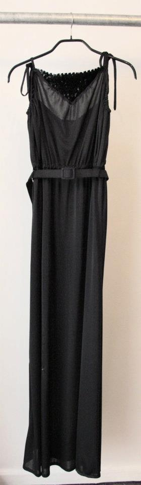 80's Leygil dress  100% polyester  Size 12  Dkk 200,-  Available in Beware of Limbo Dancers