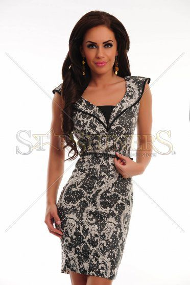 Rochie Glorious Nature Grey