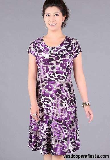 Vestidos de moda casual elegante 2013 para señoras