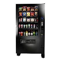 Seaga Dual Zone Commerical Refrigerated Combo Vending Machine with Credit Card Reader
