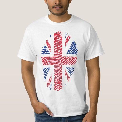 Tshirt drapeau Grande Bretagne T-shirts