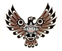 Native American Clip Art Borders | native american eagle pictures images graphics pic 14 ...
