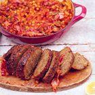 Jamie Oliver: in de pan gebakken gehaktbrood