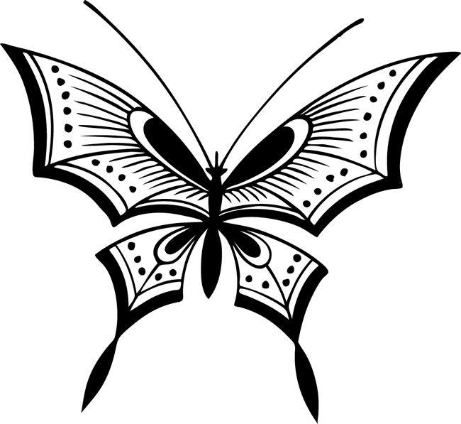 Free Vintage Printable Butterfly Borders Free Vintage