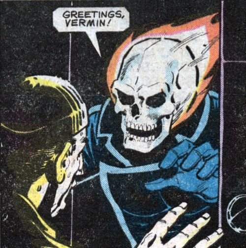 Ghost rider vol 1 no 42 march 1980the lonesome death of