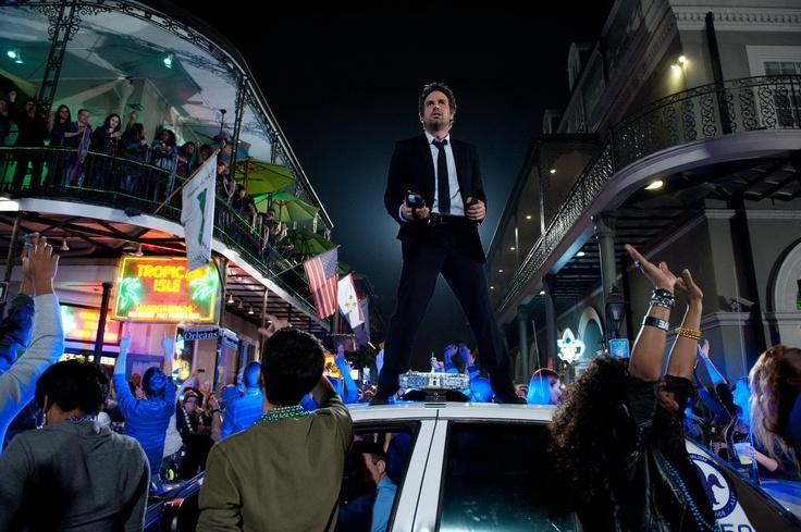 Cinta con Jesse Eisenberg, Mark Ruffalo, Michael Caine, Morgan Freeman, Isla Fisher, Woody Harrelson, Dave Franco.