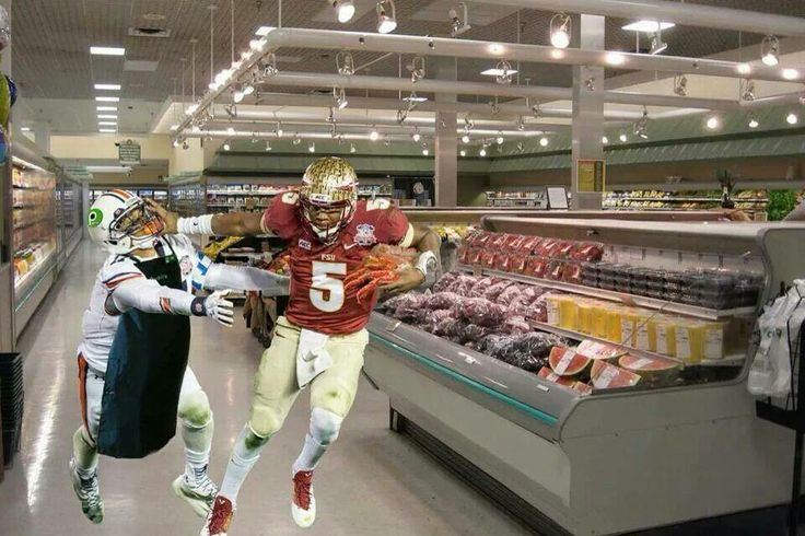 Footage finally released of Jameis Winston in the act of stealing the crab legs from the grocery store.  Way to go Tampa Bay.  You have a real dirtbag in your locker room.