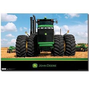 John Deere Tractor Wall Poster - LP39871