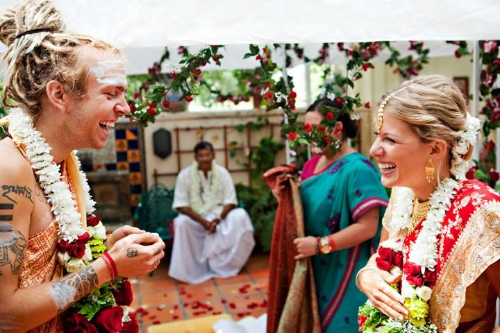 Trevor and Emory Hall, India  ...dream <3