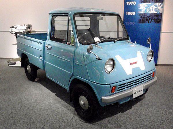 Lima Mobil Pertama iproduksi Jepang!