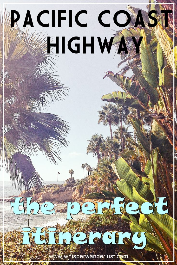 Pacific Coast | Highway 1 | California | where to stop on pch | west coast usa | Pacific Coast itinerary | 10 days on pacific coast | best route in the usa | best drive in North america | perfect itinerary for pacific coast highway