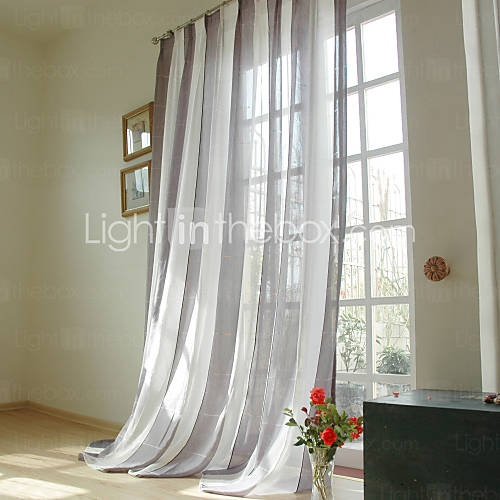 17 best images about living room decor on pinterest for Painting sheer curtains