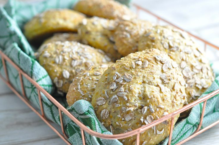 Lækre madpakkeboller med fuldkorn