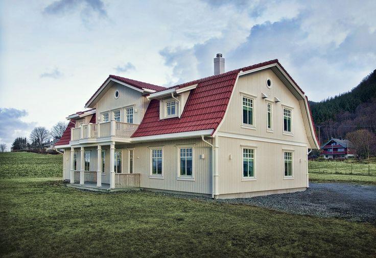 Holmgaard bygget av BoligPartner Ørsta