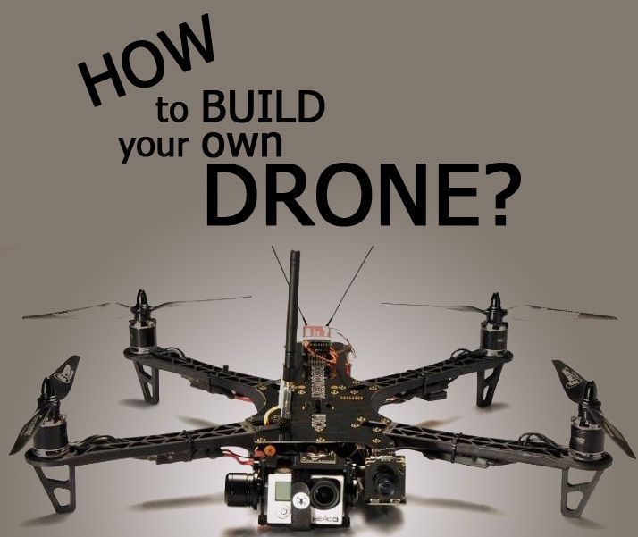 7 Best Drone S On Pinterest Drones Diy And Science. How To Build Your Own Drone And Should You A Part 1. Wiring. Drone Puter Wiring Diagram At Scoala.co