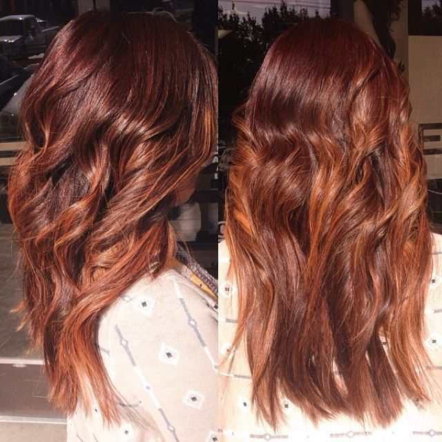 25+ best ideas about Copper brown hair on Pinterest | Red ... - photo#27