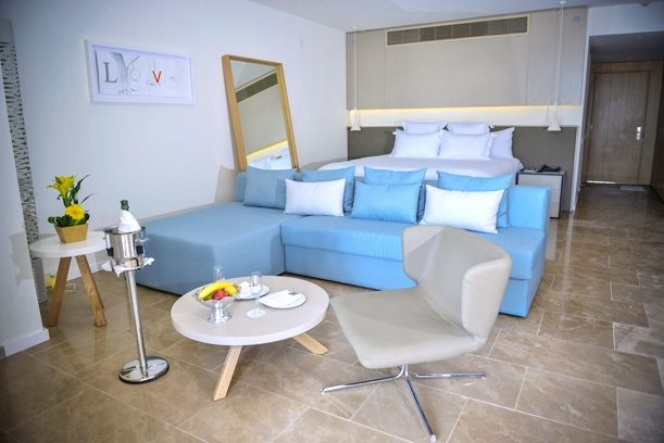 So here is an update of Finest Playa Mujeres room! #WeAreSoExcited